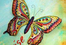 Бабочки / Картинки бабочек
