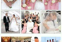 Noel & Shawna's Wedding Photography Board