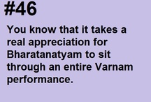 For the love of Bharatanatyam♡