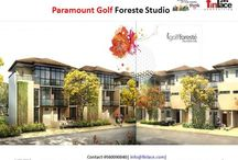 Paramount Golf Foreste Studio Apartments