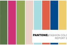 Pantone Official Colours Spring 2017 / PANTONE: OFFICIAL COLOURS FOR SPRING 2017 & HOW TO WEAR THEM!