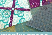 Quilty box tutorials