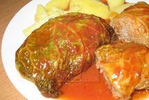 Zeleninovo-mäsové