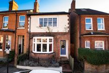 We love selling homes in St Albans / A selection of some of the lovely homes that we have sold in St Albans.
