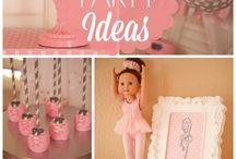 Ballet Themed Party