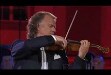 Andre Rieu / by Marjorie Price
