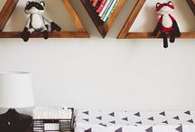 Home-Kids Room /  Child's room ideas  / by Meagan De Guzman