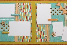 Scrapbook ideas / by Mary McNeely