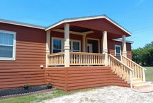 Porches & Decks / Manufactured, mobile and modular home porches and decks. Covered, wrap-around, screened-in.