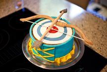 Brave Birthday Ideas  / by Angela Barton