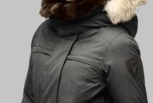 Outerwear / In the cold Canadian Winter we only trust Nobis to keep us warm and stylish