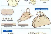 Střihy kabelky