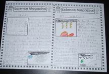 2nd Grade Science / by Wendy Mizerek