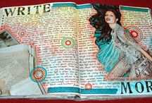 Journals, scrapbooks