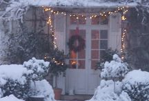 Let it Snow and Deck the halls!!