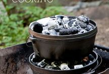 Outdoor cooking / Ideas on what you can cook outdoors. Outdoor cooking can be exciting and amazing! Doesn't have to be boring at all.