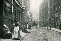"""Victorian London.Sulle tracce di:The ripper,Dickens,Austen,Jack London... / Immagini Storiche..alcune """"forti""""della londra vittoriana"""
