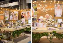 Bridal Show Booth Inspiration