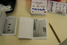 Création de livres/sacs à histoire