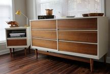 Contemporary ideas / Teak furniture
