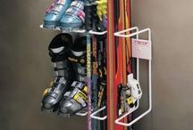Wintersports storage