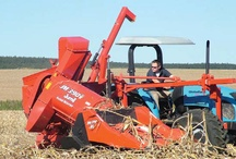 Tractors and other implements / Visit www.proagri.co.za for all your farming information.