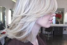 Cert 3 look book colour 2 / Cool blonde