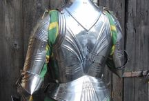 Armour replicas / historically accurate handmade armour, made with authentic techniques and tools. Created after genuine examples or paintings.