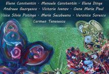 Exhibitions I participate ( Manuela Constantin)