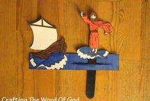 Jézus a vízen jár