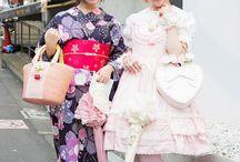 ✖  原宿モデル カワイイ ファッション ✖