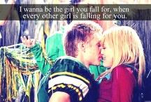 I love a love story <3