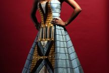 Traditional wear / Traditional South African and African outfits fit for any African princess and queen.
