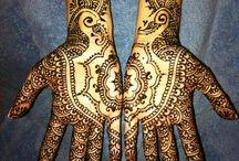 Henna Body Art / by Mary Pearson