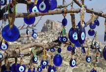 Nazar bongucu / Evil eye / Just love it and believe in it's protection :)