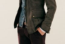 Men's Fashion Sense / Clothing and accessories combine to make fashionable ensembles.