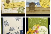 Stampin Up - Colorful Seasons
