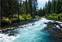 Oregon outdoor adventures / Fun things to do on our days off / by Brittany Low Yovanov