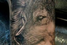 Tatts - Wolves