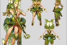 Dryad // Forest