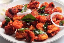 Prawn Items / Check this board to know more about Prawn varieties and other sea foods.