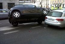 Area Parking / Ideas creativas para solucionar el problema del tráfico en Madrid