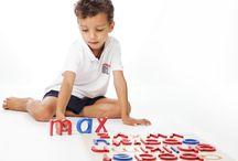 Montessori language