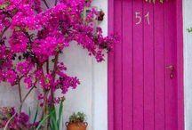 Colorful houses-Casas coloridas