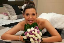 Barcabryllup / Hår og sminke bryllup