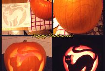 Halloween 2013! / Pumpkin Carving / by Rebecca Quigly