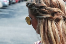 cute hair / by Abby Zimmerman
