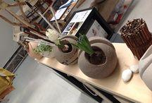 MOON SHADOW vaso da tavolo in pietra