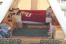 Larp Camping