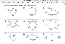 School - Math Measurement / by A+